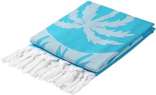 TURC peshtemal Serviettes turque Serviettes pour les plages en coton Serviette de bain-YE