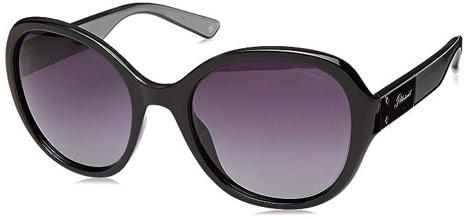 Polaroid PLD 4073/S Gafas de Sol, Multicolor (Black), 55 para Mujer