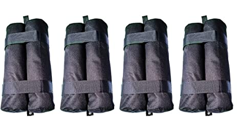 Canopy Weight Bags for Canopies Tents Awnings - 4-Pack of Double-  sc 1 st  Amazon.com & Amazon.com : Canopy Weight Bags for Canopies Tents Awnings - 4 ...