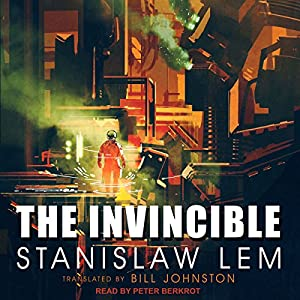 The Invincible by Stanislaw Lem science fiction audiobook review
