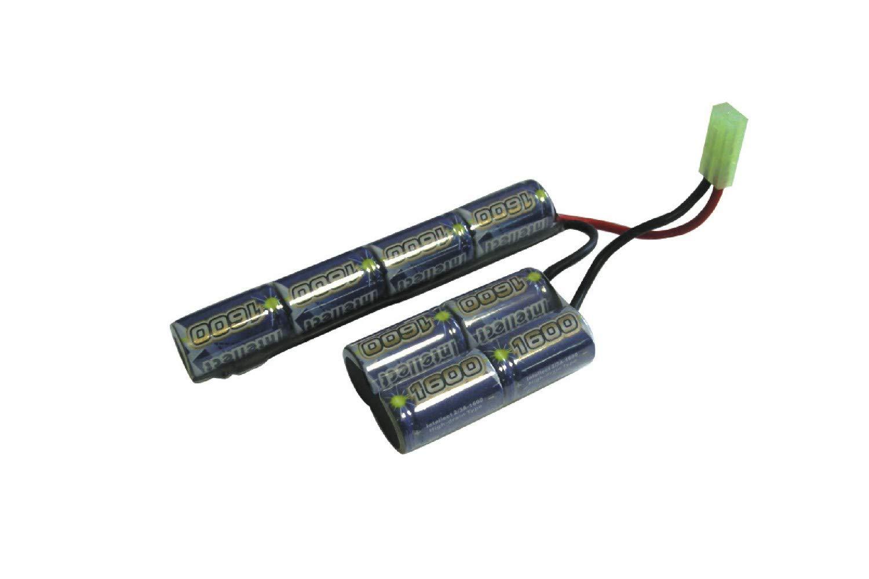 Gamesland Batterie Intellect 9.6/1600 Tactical Crosse Type Shorty