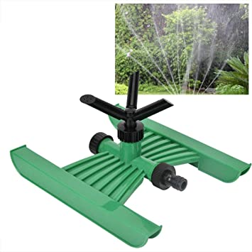 Universal Watering Telescopic Tripod Irrigation Kits 360/°Adjustable Rotating Watering Equipment,ideal For Garden Lawn Stainless Steel Ground Insert Zinc Sprink Water Watering Sprinkler Sprayer