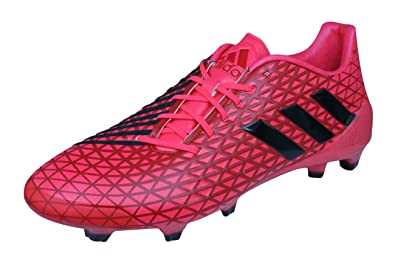 adidas Predator Malice FG Mens Rugby Boots-Red-13.5 787826178