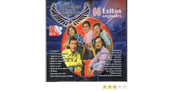 LOS ANGELES NEGROS - 60 EXITOS ORIGINALES DE LOS ANGELES NEGROS - Amazon.com Music