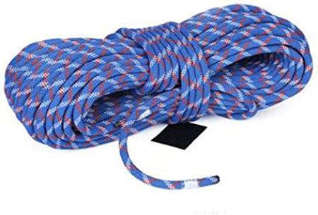 Cuerda Estática Exterior De 10,5 Mm. Cuerda 10m, 20m, 30m ...