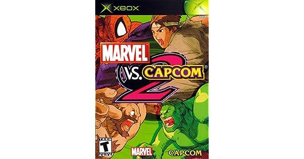 Marvel vs  Capcom 2 - Xbox
