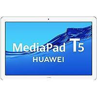 "Huawei Media Pad T5 - Tablet de 10.1"" Full HD (Wifi, RAM de 3 GB, ROM de 32 GB, Android 8.0, EMUI 8.0), Azul Claro (Mist…"