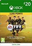 Xbox Live £20 Gift Card: FIFA 16 Ultimate Team [Xbox Live Online Code] [PC Code - No DRM]