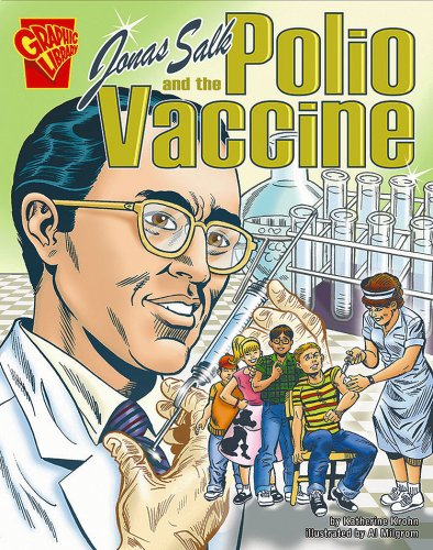 Picture of a Jonas Salk and the Polio 9780736896450
