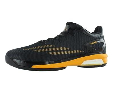 adidas asp crazylight slancio basso exum basket maschile