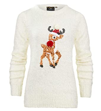 christmas jumper size 10