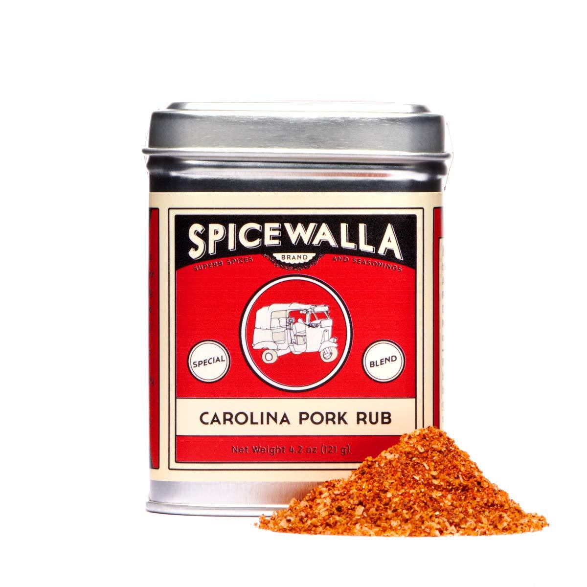 Spicewalla Carolina Pork Rub | BBQ Rub for Seasoning Ribs, Chicken, Beef, Vegetables | Barbecue, Grilling, Roast, Slow Cooker