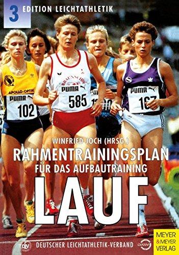 Rahmentrainingsplan für das Aufbautraining, Lauf (Edition Leichtathletik)