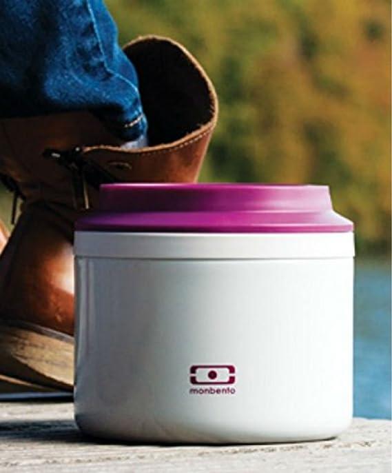 Amazon.com: Monbento Elemento Insulated Bento Box: Kitchen ...