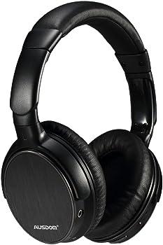 Ausdom M06 Over-Ear 3.5mm Wireless Bluetooth Headphones
