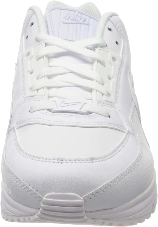 Nike Air Max Ltd 3, Sneakers Basses Homme Blanc White White White 111