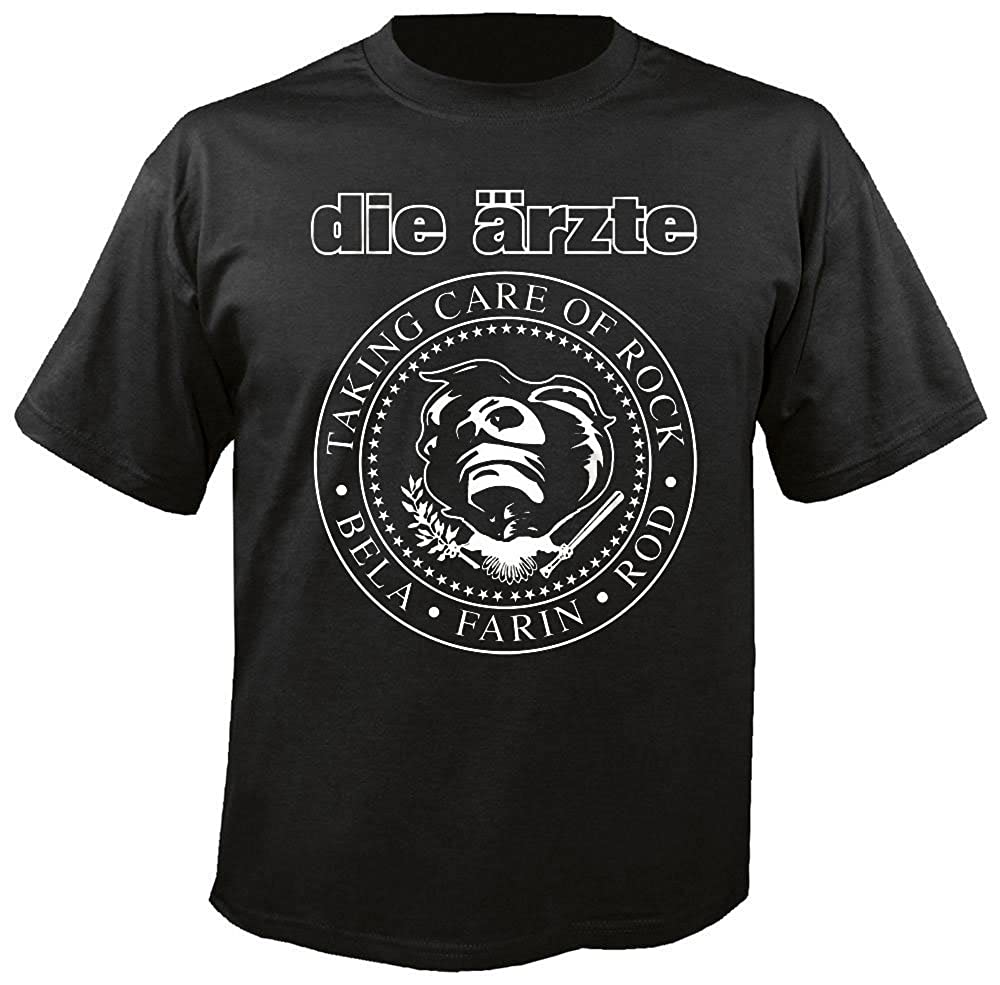 Fairwear T-Shirt Taking Care of Rock DIE /ÄRZTE