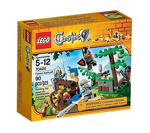 Lego Castle 70400 Angriff auf den Goldtransport