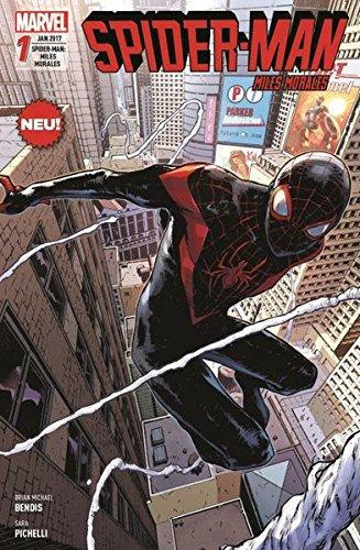 Spider-Man: Miles Morales: Bd. 1 (2. Serie): Ein neues Leben Taschenbuch – 12. Dezember 2016 Brian Michael Bendis Sara Pichelli Michael Strittmatter Panini