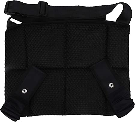 Mumusuki Durable Ventilar Cinturón de Seguridad Cojín Embarazada Protector Seguro para Mujer Embarazada Diseño extraíble