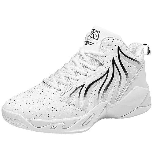 Baloncesto Zapatos De Baloncesto De Moda Unisex Zapatos De Gran ...