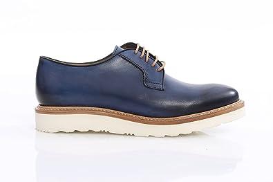 Berwick 1707 - Zapatillas para hombre azul Size: 7 00pg00nO