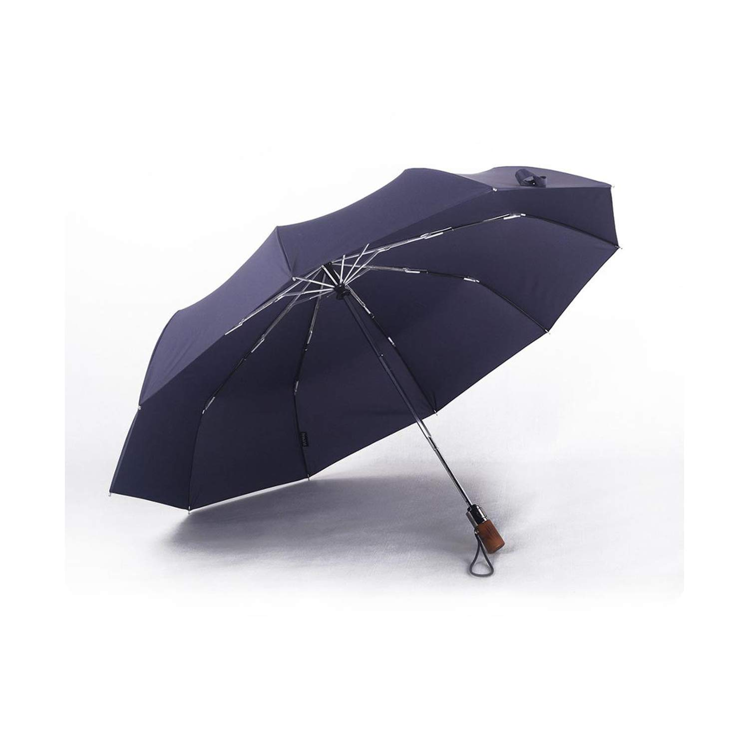 e153465f5c1b Amazon.com: Men'S Business 10K Automatic Umbrella Rain Women Simple ...