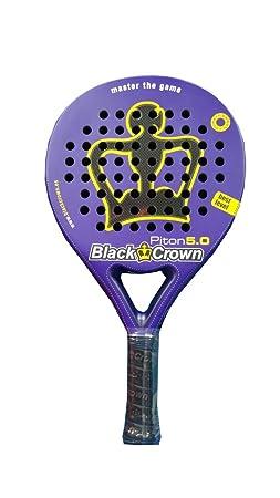 Pala Black Crown Piton 5.0: Amazon.es: Deportes y aire libre