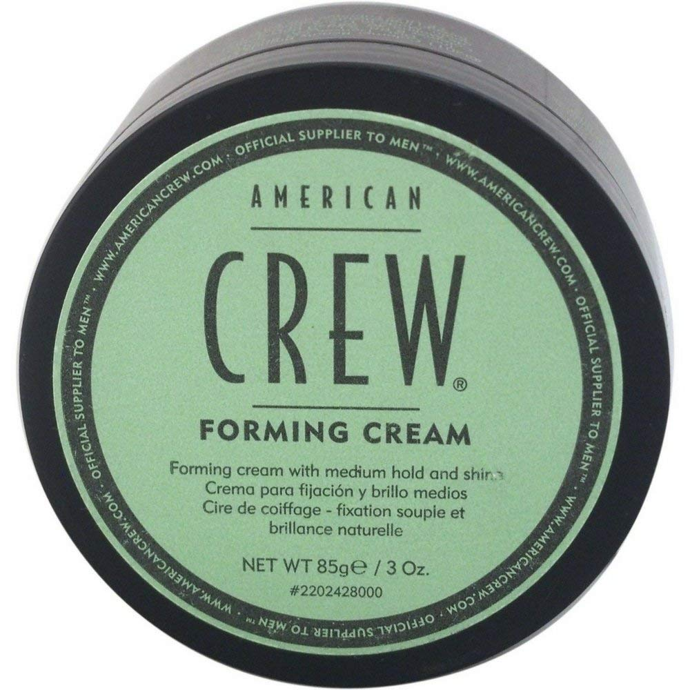 American Crew Forming Cream, Medium Hold with Medium Shine, 3-Ounce Jars (Pack of 2) (Packaging may vary) F11718A
