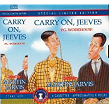 "Carry on, Jeeves: Includes ""Jeeves Takes Charge"", ""The Rummy Affair of Old Biffy"", ""Clustering Round Young Bingo"", ""Without the Option"", ""The Artistic Career of Old Corky"", ""The Aunt and the Sluggard"", ""Jeeves and the Unbidden Guest"", ""Jeeves and the Hard-boiled Egg"""