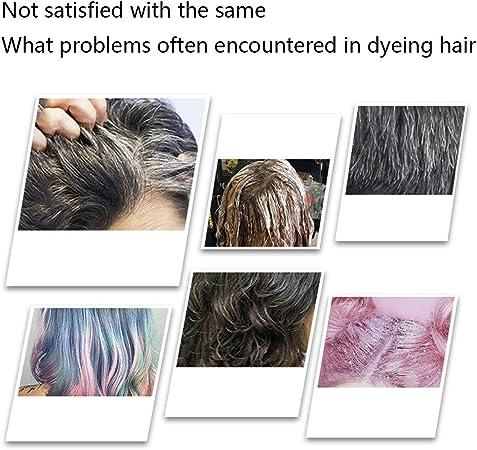 Cute Love Hair Color Wax Blanco/Plata/Rosa/Azul/Púrpura/Marrón/Amarillo/Verde, Tinte y coloración instantánea y temporal del cabello Cera Barro Sin ...