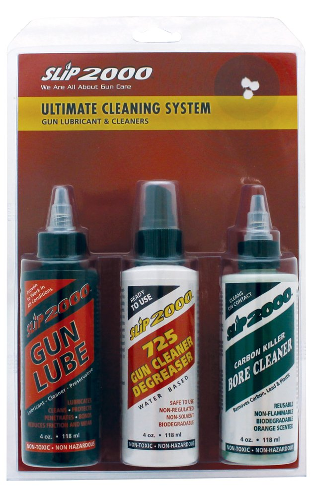 Slip 2000 Ultimate Cleaning System 4oz. Combo Pack by Slip2000