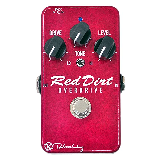 リンク:Red Dirt Overdrive