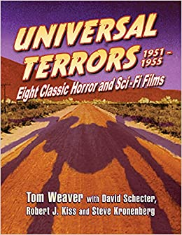 Universal Terrors 1951-1955: Eight Classic Horror And Science Fiction Films Mobi Download Book