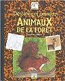 Coups de crayons : Les Animaux de la forêt par Lefebvre
