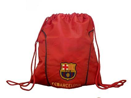Amazon.com: FC Barcelona con cordón Cinch sack- Home: Sports ...
