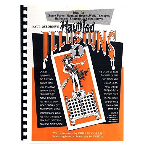 MMS Haunted Illusions by Paul Osborne - Trick -
