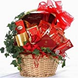 Art of Appreciation Sweet Wishes For You! Gourmet Food Gift Basket