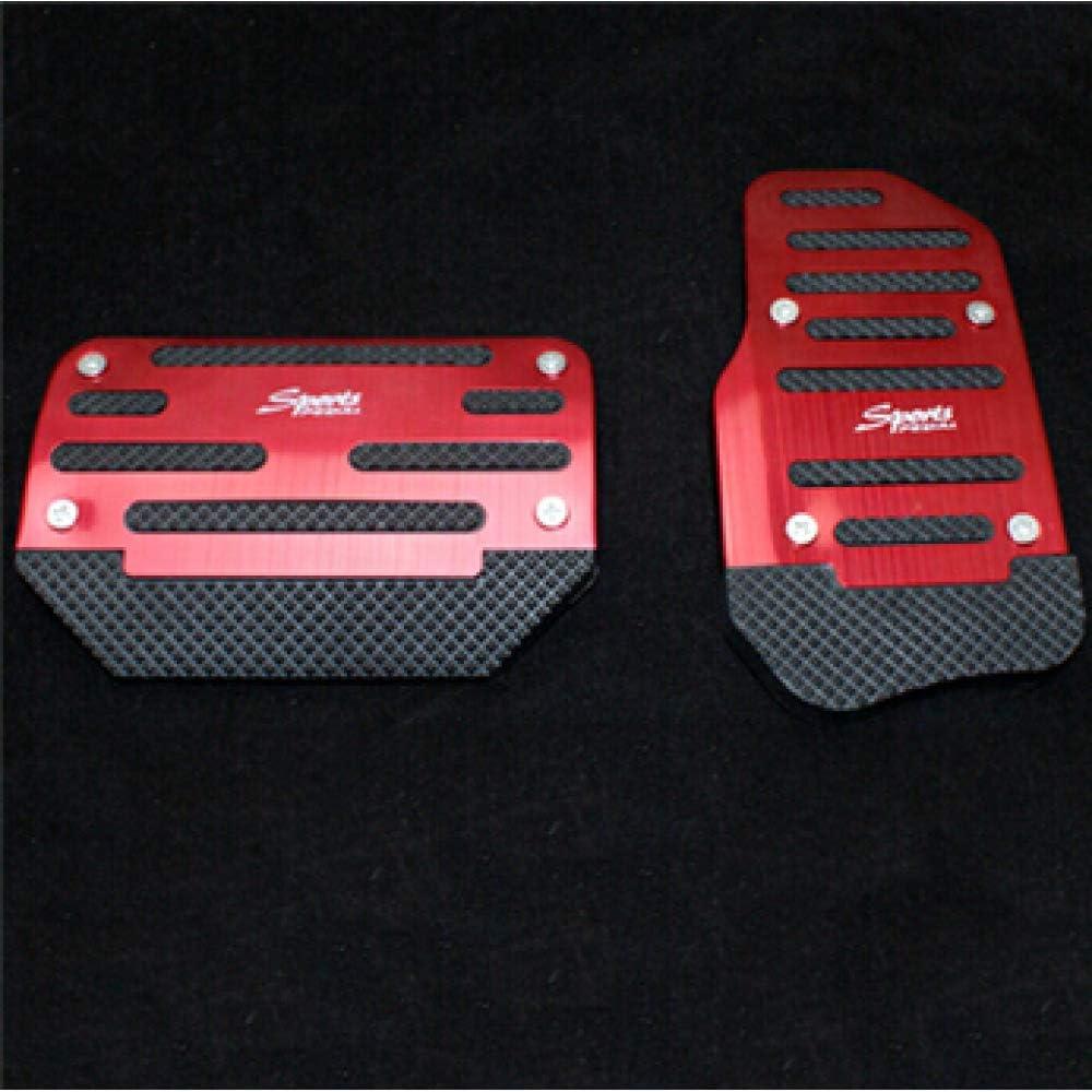 MJHQMIK Auto-Anti-Rutsch-Pedal./f/ür Lada Vesta Granta 1300 Niva Samara Siegel Priora Kalina Safarl largus VAZ 2110 12