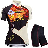 02c45a9ed ZEROBIKE Women s Short Sleeve Cycling Jersey Jacket Cycling Shirt Quick Dry  Breathable Mountain Clothing Bike Top