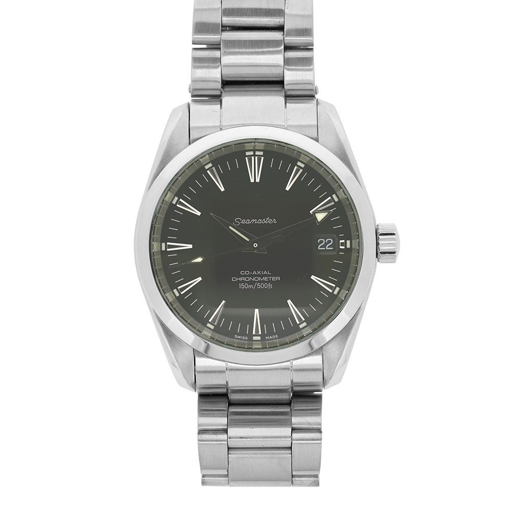 Omega Seamaster automatic-self-wind mens Watch 2504.50.00 (Certified Pre-owned)