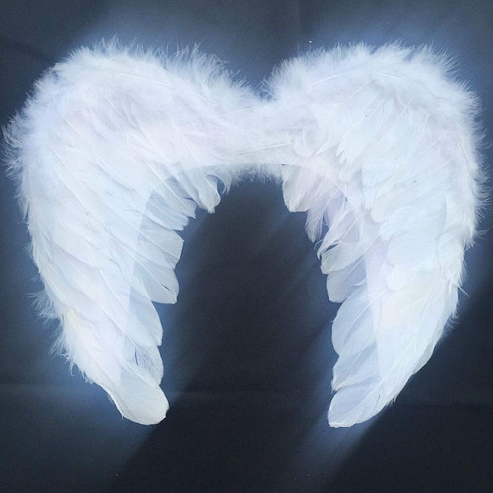 SaveStore Adults Kids Fairy Angel Wings Night Party Fancy Dress Costume Cosplay Props Sexy Costumes Wedding Party Supplies