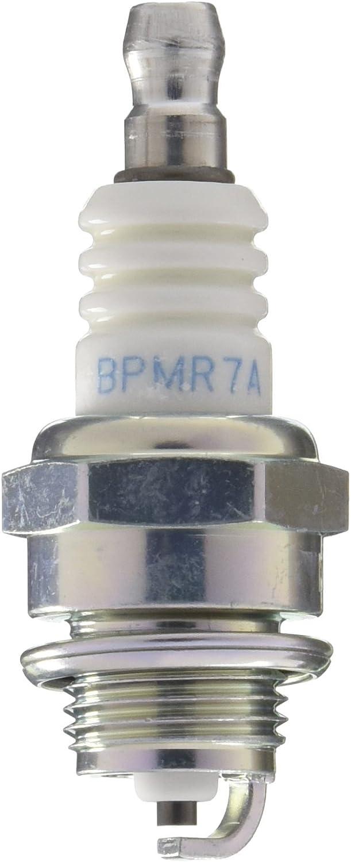 NGK 4626 BUJIA BPMR7A, Plateado, Blanco: Amazon.es: Coche y moto