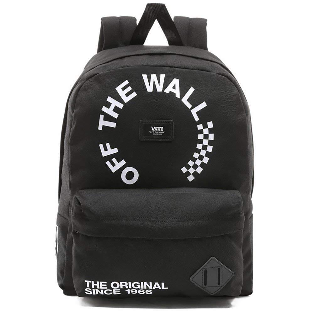 Vans Boys' Old Skool Ii Backpack (One, Vans Black/White.)