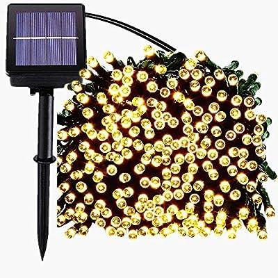 Dedeo Solar String Lights