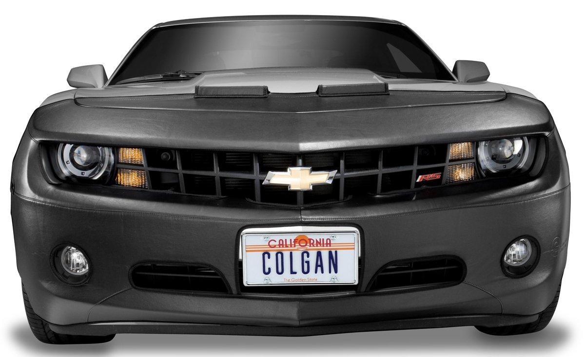 Colgan Custom Fit Original Front End Mask for Select Jeep Grand Cherokee Models Black Vinyl