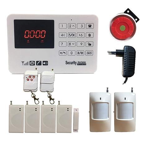 HuilingyiTech - Sistema de Alarma para el hogar (inalámbrico ...