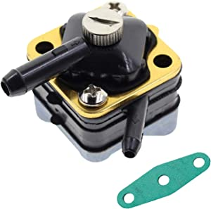 397839 Fuel Pump for Johnson Evinrude Engine Seahorse Outboard 6hp 8hp 9.9hp 15hp 1981-1992 Mallory 9-35350 Sierra 18-7350