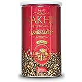 café árabe con cardamomo, Nakhly rojo, café molido turco , fresco y finamente molido, Lata de 500 gr