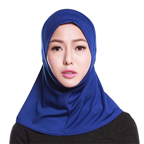 GladThink Dama Musulmán Pequeña Corto Hijab Islámico Bufanda